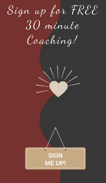 Free 30 min. Coaching Session with Coach Charlotte Chaney