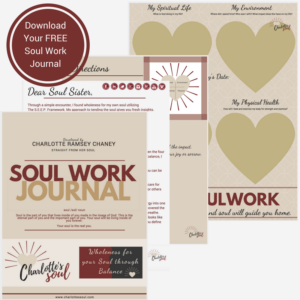 Download Your FREE Soul Work Journal - http://eepurl.com/cB4n5L